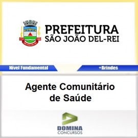 Apostila São João del Rei 2017 AGT Comunitário de Saúde