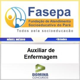 Apostila FASEPA 2017 Auxiliar de Enfermagem
