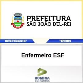 Apostila São João del Rei MG 2017 Enfermeiro ESF