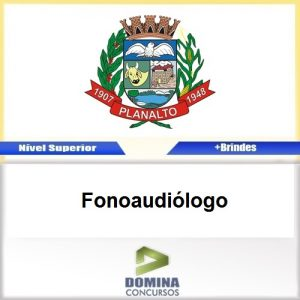 Apostila Planalto SP 2017 Fonoaudiólogo Download