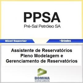 Apostila Pré Sal PPSA 2017 Gerenciamento Reservatórios