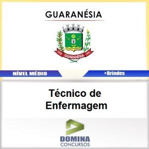 Apostila Guaranésia MG 2017 Técnico de Enfermagem