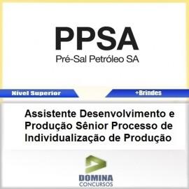 Apostila Pré Sal PPSA 2017 Processo de Produção