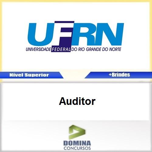 Apostila Concurso UFRN 2017 Auditor Download