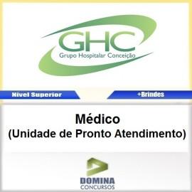 Apostila GHC 2017 Médico UNI de Pronto Atendimento
