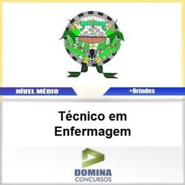 Apostila Alto Rio Novo ES 2017 Técnico em Enfermagem