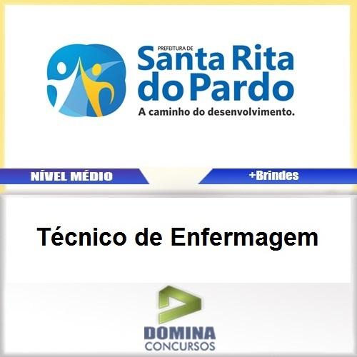 Apostila Santa Rita Pardo MS 2017 TEC de Enfermagem