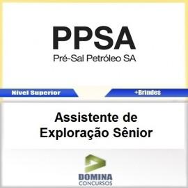 Apostila Pré Sal PPSA 2017 ASS Exploração Sênior
