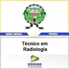 Apostila Alto Rio Novo ES 2017 Técnico em Radiologia