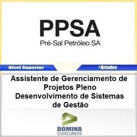 Apostila Pré Sal PPSA 2017 Desenvolv Sistemas de Gestão