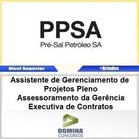 Apostila Pré Sal PPSA 2017 Gerência Executiva Contratos