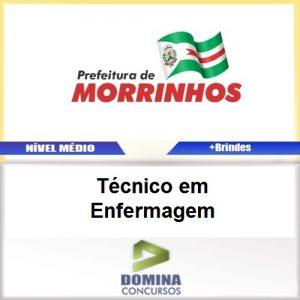 Apostila Morrinhos GO 2017 Técnico em Enfermagem