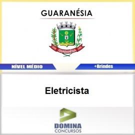 Apostila Concurso Guaranésia MG 2017 Eletricista