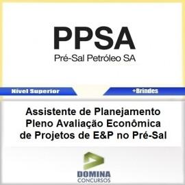 Apostila Pré Sal PPSA 2017 Projetos de E&P no Pré-Sal