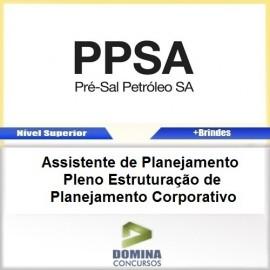 Apostila Pré Sal PPSA 2017 Planejamento Corporativo