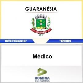 Apostila Concurso Guaranésia MG 2017 Médico