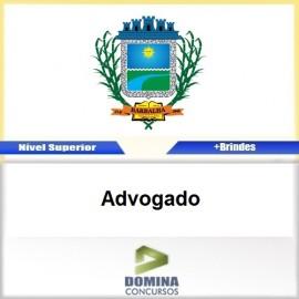 Apostila Concurso Barbalha CE 2017 Advogado PDF