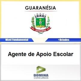 Apostila Guaranésia MG 2017 Agente de Apoio Escolar