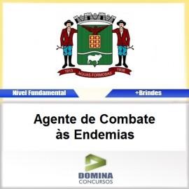 Apostila Águas Formosas MG AGT Combate Endemias