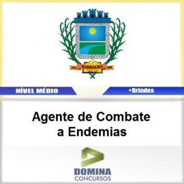 Apostila Barbalha CE 2017 Agente de Combate a Endemias