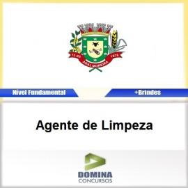 Apostila Aral Moreira MS 2017 Agente de Limpeza
