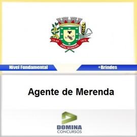 Apostila Aral Moreira MS 2017 Agente de Merenda