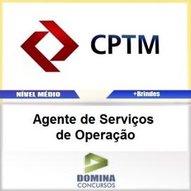 Apostila CPTM SP 2017 Agente de Serviços de Operação