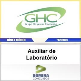 Apostila GHC 2017 Auxiliar de Laboratório PDF