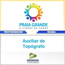 Apostila Praia Grande SP 2017 Auxiliar de Topógrafo