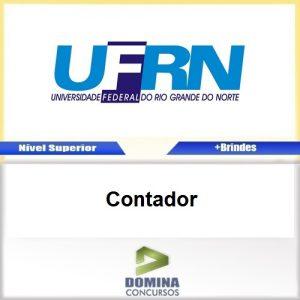 Apostila Concurso UFRN 2017 Contador PDF