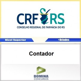 Apostila Concurso CRF RS 2017 Contador Download