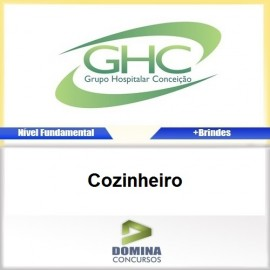 Apostila Concurso GHC 2017 Cozinheiro Download