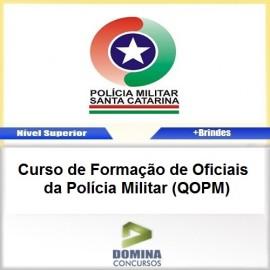 Apostila PM SC 2017 Oficiais da Polícia Militar QOPM