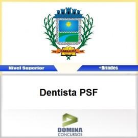 Apostila Concurso Barbalha CE 2017 Dentista PSF