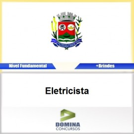 Apostila Santana Cataguases MG 2017 Eletricista