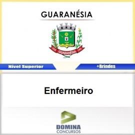 Apostila Concurso Guaranésia MG 2017 Enfermeiro