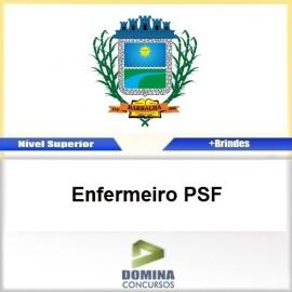 Apostila Concurso Barbalha CE 2017 Enfermeiro PSF