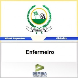 Apostila Açailândia MA 2017 Enfermeiro Download