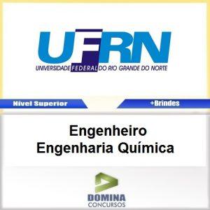 Apostila UFRN 2017 Engenheiro Engenharia Química