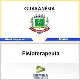 Apostila Concurso Guaranésia MG 2017 Fisioterapeuta