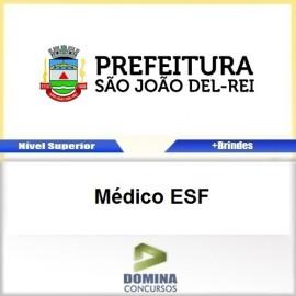 Apostila São João del Rei MG 2017 Médico ESF