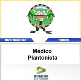 Apostila Alto Rio Novo ES 2017 Médico Plantonista