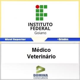 Apostila IF Goiano 2017 Médico Veterinário PDF