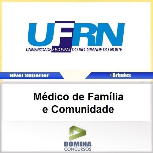 Apostila UFRN 2017 Médico de Família e Comunidade