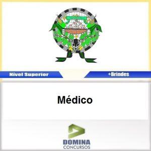 Apostila Alto Rio Novo ES 2017 Médico Download