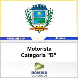 Apostila Barbalha CE 2017 Motorista Categoria B