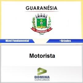 Apostila Guaranésia MG 2017 Motorista Download
