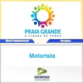 Apostila Praia Grande SP 2017 Motorista PDF