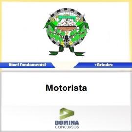 Apostila Alto Rio Novo ES 2017 Motorista PDF