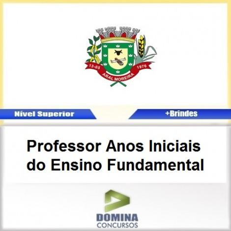Apostila Aral Moreira MS 2017 PROF Iniciais FUND